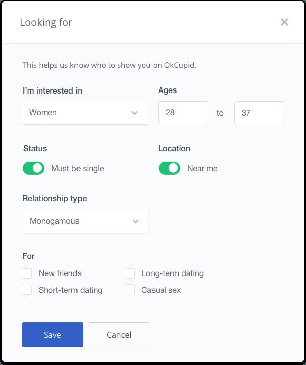 Username okcupid search com How To